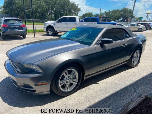 Used 2014 FORD MUSTANG BH526530 for Sale