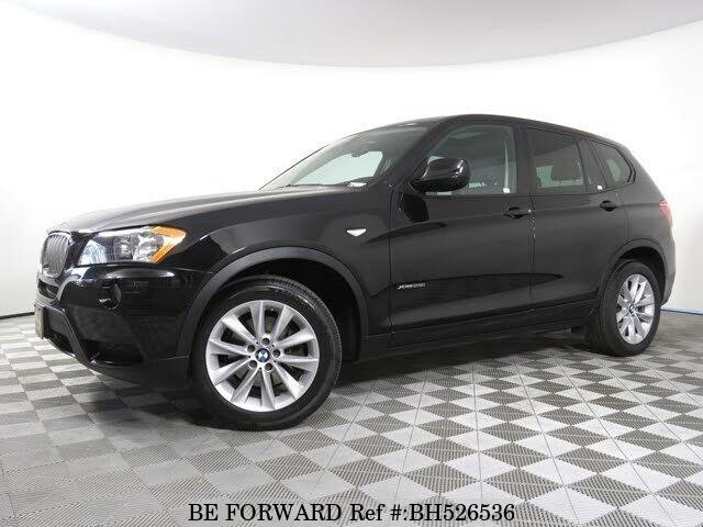 Used 2013 BMW X3 BH526536 for Sale
