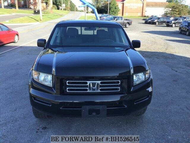 Used 2007 HONDA RIDGELINE BH526545 for Sale