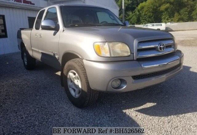Used 2004 TOYOTA TUNDRA BH526562 for Sale