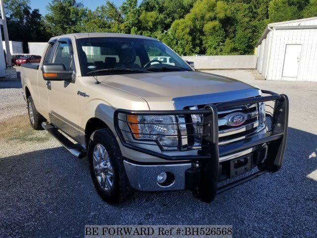 Used 2009 FORD F150 BH526568 for Sale