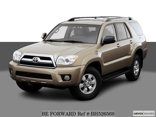 Used 2006 TOYOTA 4RUNNER BH526569 for Sale