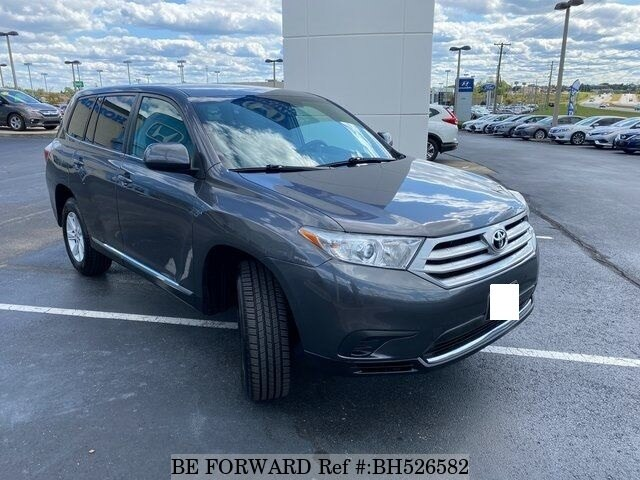 Used 2013 TOYOTA HIGHLANDER BH526582 for Sale