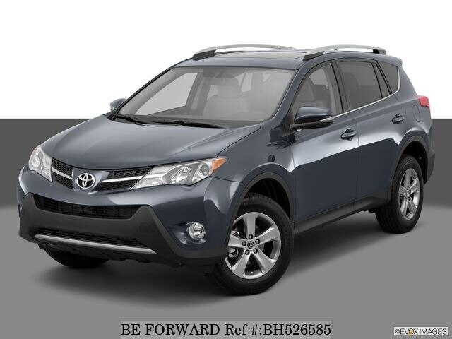 Used 2015 TOYOTA RAV4 BH526585 for Sale