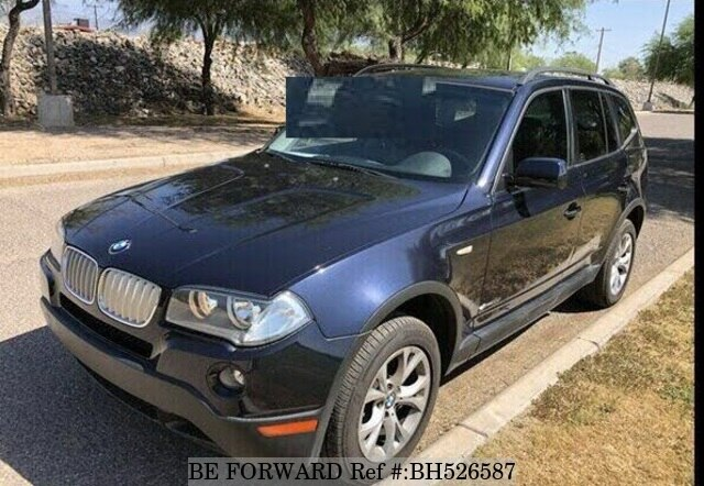Used 2009 BMW X3 BH526587 for Sale