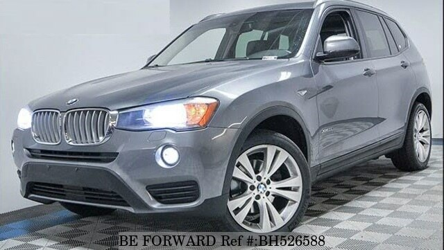 Used 2015 BMW X3 BH526588 for Sale