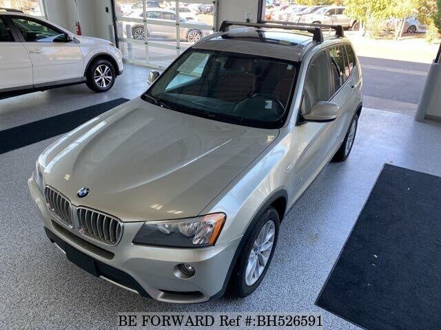 Used 2014 BMW X3 BH526591 for Sale