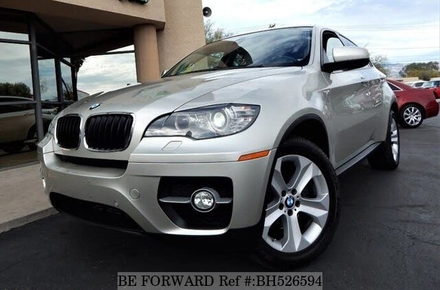 Used 2012 BMW X6 BH526594 for Sale