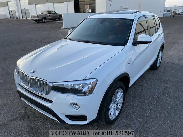 Used 2017 BMW X3 BH526597 for Sale