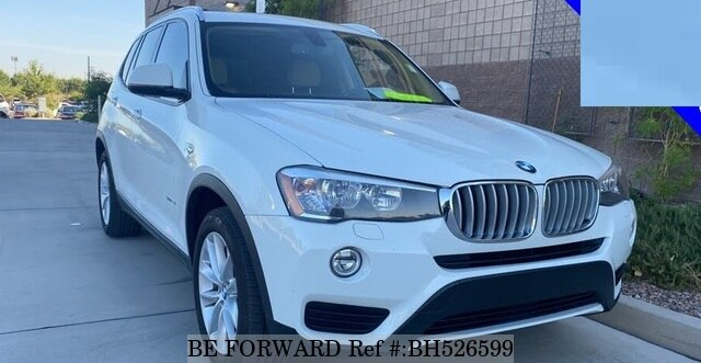 Used 2017 BMW X3 BH526599 for Sale