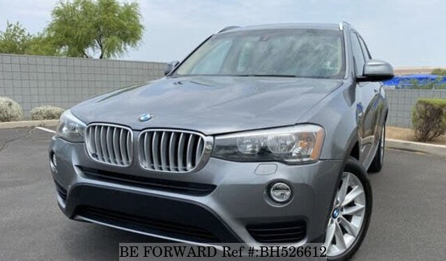 Used 2015 BMW X3 BH526612 for Sale