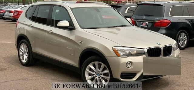 Used 2016 BMW X3 BH526614 for Sale