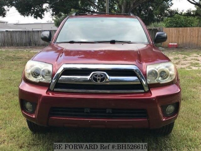 Used 2007 TOYOTA 4RUNNER BH526615 for Sale