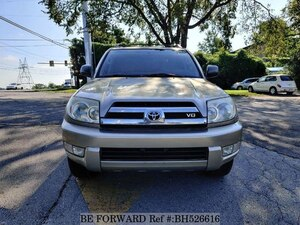 Used 2005 TOYOTA 4RUNNER BH526616 for Sale