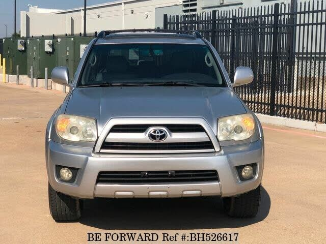Used 2008 TOYOTA 4RUNNER BH526617 for Sale