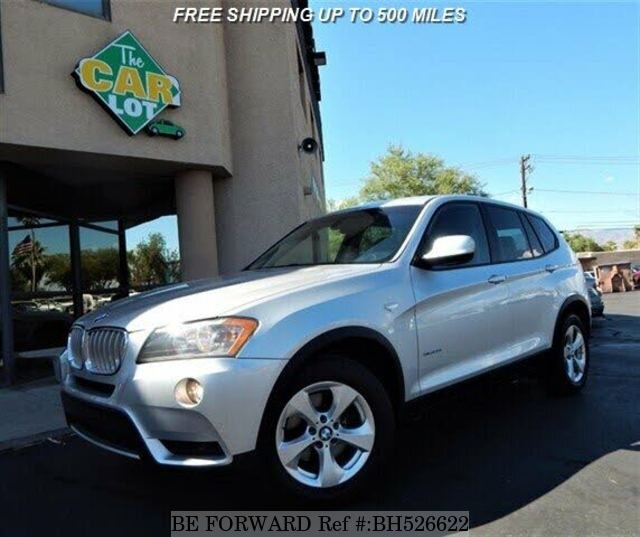 Used 2012 BMW X3 BH526622 for Sale