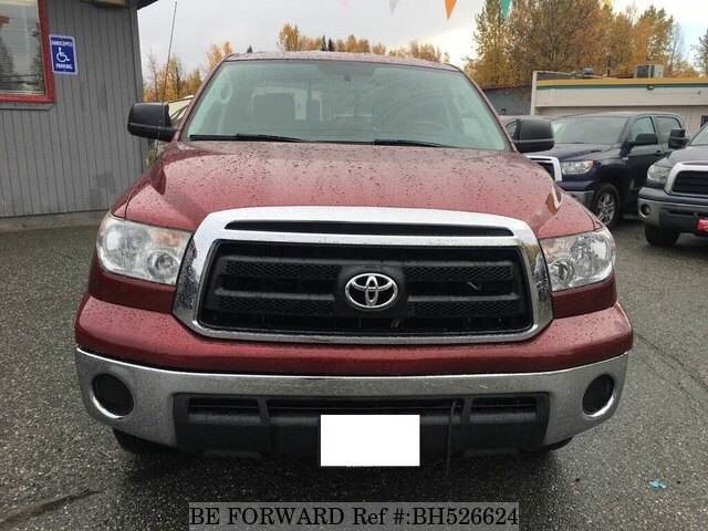 Used 2010 TOYOTA TUNDRA BH526624 for Sale