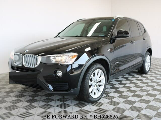 Used 2017 BMW X3 BH526625 for Sale
