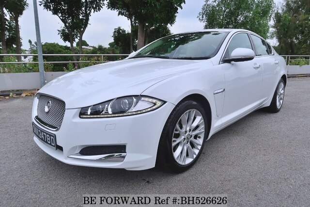 Used 2013 JAGUAR XF BH526626 for Sale
