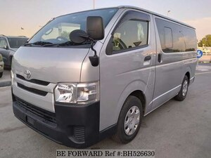 Used 2014 TOYOTA HIACE VAN BH526630 for Sale