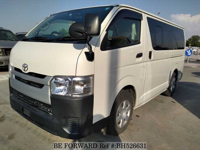 Used 2014 TOYOTA HIACE VAN BH526631 for Sale