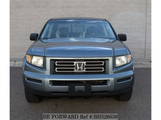 Used 2007 HONDA RIDGELINE BH526636 for Sale