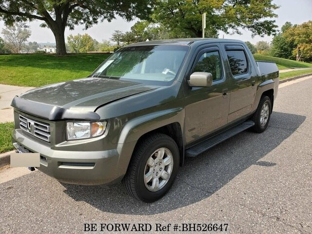 Used 2006 HONDA RIDGELINE BH526647 for Sale