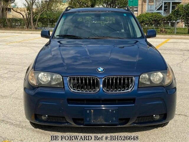 Used 2006 BMW X3 BH526648 for Sale