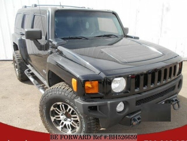 Used 2007 HUMMER H3 BH526659 for Sale
