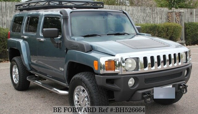 Used 2006 HUMMER H3 BH526664 for Sale