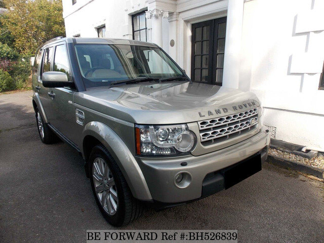 Used 2012 LAND ROVER DISCOVERY 4 BH526839 for Sale