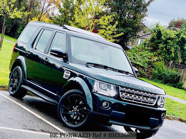 Used 2015 LAND ROVER DISCOVERY 4 BH526859 for Sale