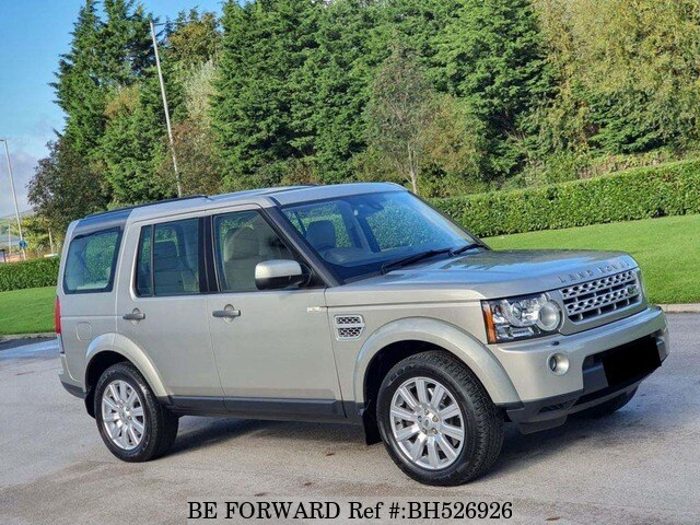 Used 2012 LAND ROVER DISCOVERY 4 BH526926 for Sale