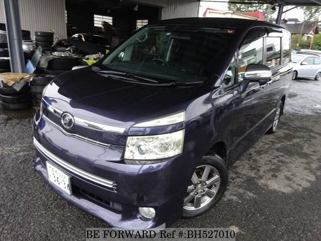 Used 2008 TOYOTA VOXY BH527010 for Sale