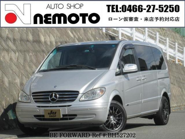 Used 2010 MERCEDES-BENZ V-CLASS BH527202 for Sale