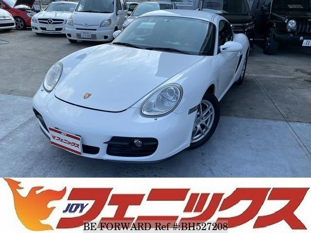 Used 2008 PORSCHE CAYMAN BH527208 for Sale