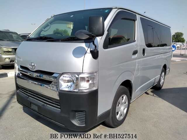 Used 2015 TOYOTA HIACE VAN BH527514 for Sale