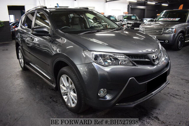 Used 2013 TOYOTA RAV4 BH527938 for Sale