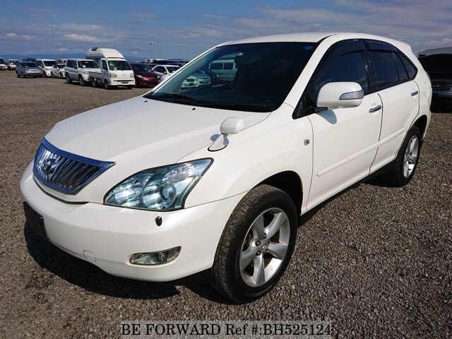 Used 2007 TOYOTA HARRIER BH525124 for Sale