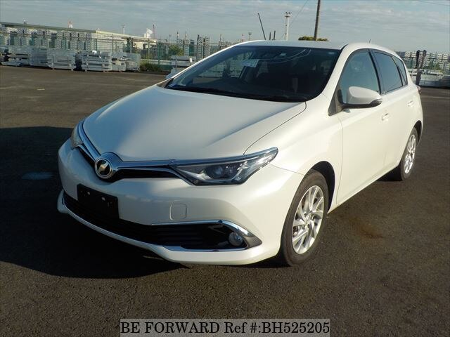 Used 2015 TOYOTA AURIS BH525205 for Sale