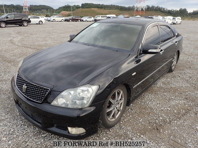Used 2005 TOYOTA CROWN BH525257 for Sale