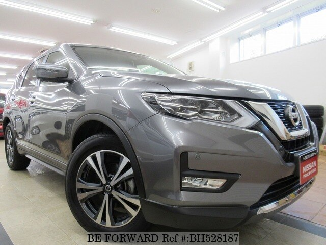 Used 2018 NISSAN X-TRAIL BH528187 for Sale