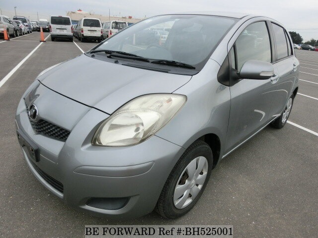 Used 2007 TOYOTA VITZ BH525001 for Sale