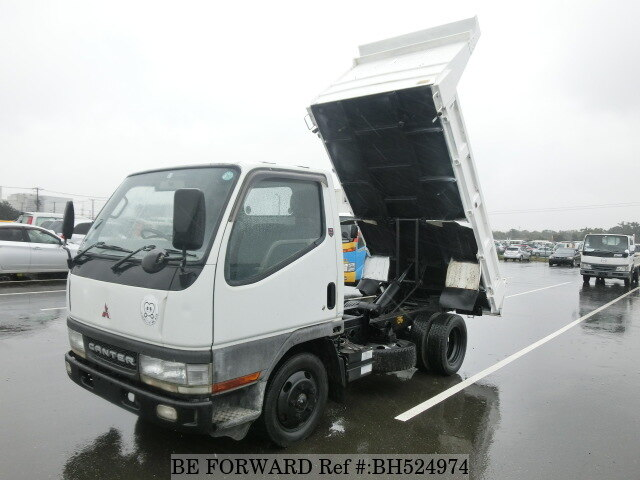 Used 2000 MITSUBISHI CANTER BH524974 for Sale