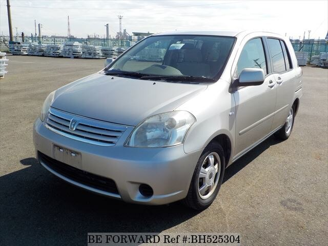 Used 2005 TOYOTA RAUM BH525304 for Sale