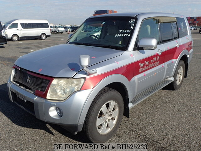 Used 2007 MITSUBISHI PAJERO BH525233 for Sale