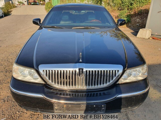 Used 2004 LINCOLN TOWN CAR BH528464 for Sale