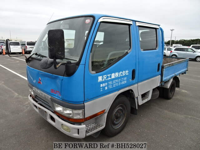 Used 1996 MITSUBISHI CANTER GUTS BH528027 for Sale