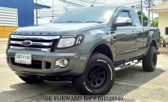 Used 2012 FORD RANGER BH528540 for Sale