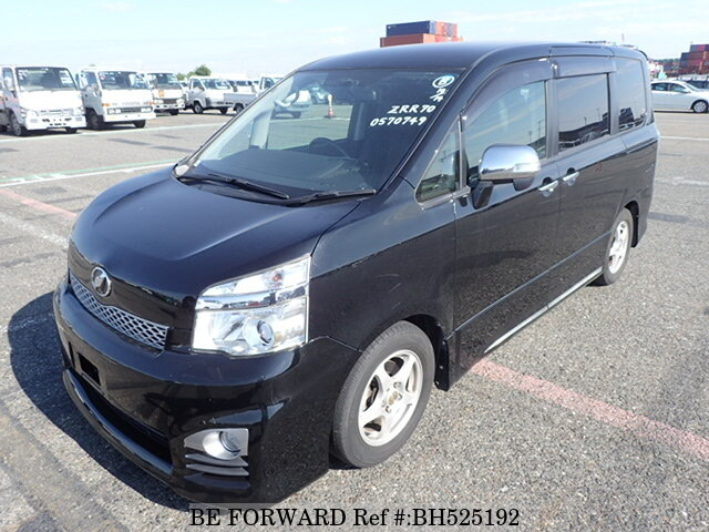 Used 2013 TOYOTA VOXY BH525192 for Sale
